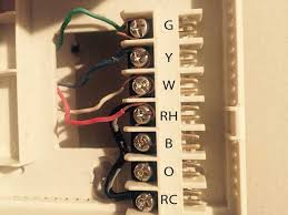 wiring insteon thermostat solution of your wiring diagram guide • smarthome forum help installing a 2441th four wires rh forum smarthome com insteon thermostat wiring diagram insteon thermostat 4 wire