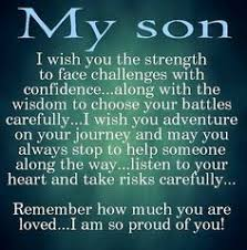Mother And Son Love Quotes Impressive You May Not Feel Much Love From All Those In Your Life Jacob But I'm
