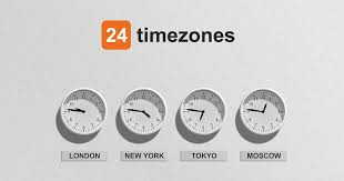 Est To Ist Time Chart India Time To United States Time Conversion