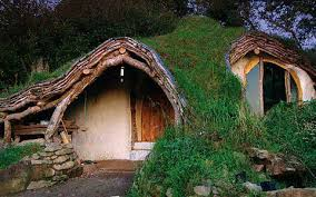 Woodland houses