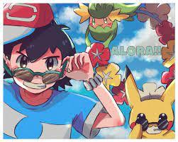 ichi🌴⑅ * on Twitter   Pokemon sketch, Pokemon, Ash pokemon