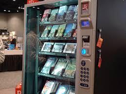 Library Vending Machine Enchanting Library A Go Go Cedar Rapids Public Library