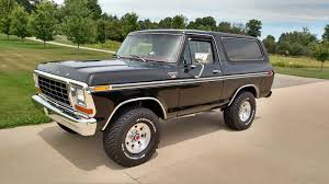 full size bronco this super solid 1979 bronco stands out from the crowd ford trucks com