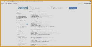 Resume Search Indeed Amazing Indeed Com Resume Search Beautiful Indeed Resume Format Of A Job Top