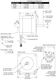 nema size enhanced torque stepper motor schneider electric nema size 23