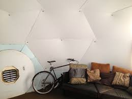 Frameless Geodesic Dome If only I could find the materials. | Give me  shelter | Pinterest | Cabin, Interiors and House