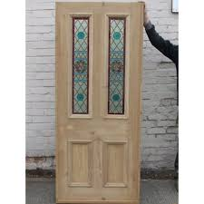 reclaimed 4 panel victorian door