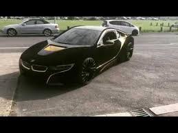 Velvet And Gold I8 BMW