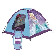 Disney Princess Frozen Garden Tent With Led Lamp