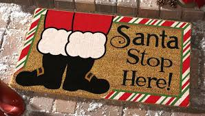 christmas door mats outdoor. Christmas Door Mats Holiday Area Rugs Enchanting Outdoor On Best Interior Design Personalized Doormats . I