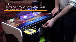 Golden Tee Cabinet Golden Tee Tech Video How To Remove A Trackball Youtube