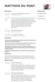 Service Technician Resume Samples Visualcv Resume Samples Database