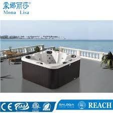 china outdoor deluxe hydro aqua air bubble jets whirlpool massage acrylic spa bathtub m 3352 china jacuzzi outdoor spa tub outdoor spa tub