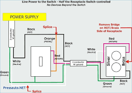 duplex wiring diagram wiring library Power Outlet Wiring Diagram at Wiring Diagram Two Receptacles With Power Out