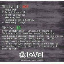 thrive it works do you even thrive my experience