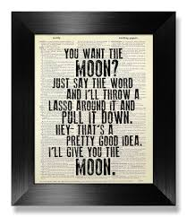 Its A Wonderful Life QUOTE Print Art ANNIVERSARY Gift Man Custom Wonderful Life Quotes