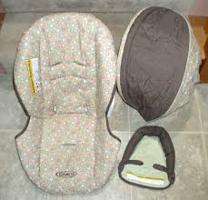graco car seat covers replacement