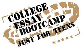 college essay boot camp just for teens abington township  boot camp