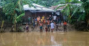 Bangladesh begins COVID vaccination drive for Rohingya refugees ...