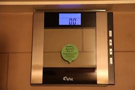 weight watchers conair scale