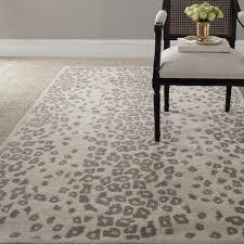 animal print area rugs the