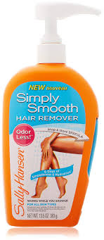 amazon sally hansen hair remover lotion smooth with pump 13 5oz health personal care
