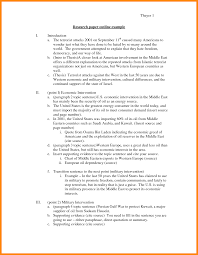 research paper outline examples nurse resumed 6 research paper outline examples