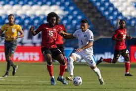 El Salvador earn place in Gold Cup ...
