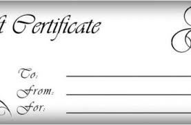 Printable Gift Certificate Templates Free Printable Gift Certificate Ellipsis Wines