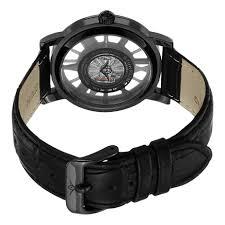 stuhrling original 881 03 winchester advanced swiss quartz black stuhrling original 881 03 winchester advanced swiss quartz black mens watch