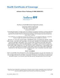 Anthem, like other health insurance providers, also covers mental health care the same way they do other medical care, for example regarding care managers are licensed and experts in their field, and work with policyholders to address their specific mental health needs and connect them with the. Https Eoc Anthem Com Eocdps 37b9ind01012019
