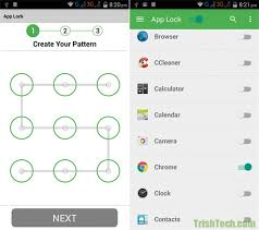 App Lock Pattern Mesmerizing Protect Apps In Android From Unauthorized Access With Comodo App Lock