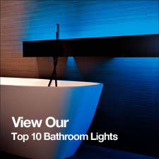 Bathroom Lighting Advice Top 10 Bathroom Lights Where Next Lighting Advice