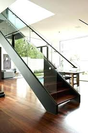 stair railing cost stair cost can you give an estimate on how much the glass railing cost of regarding stair cost