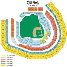 Citi Field Seating Map Tiendademoda Com Co