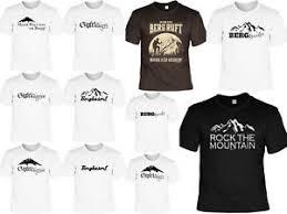 Details Zu Bergsteiger T Shirt Sprüche Berge Wandern Bergsteiger Ausrüstung Klettern