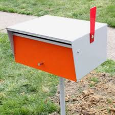 modern mailbox dwell. Contemporary Modern Envelope Modern Mailbox Wood Dwell Custom Post 77  Best Mailboxes Images On Pinterest  Mailbox Box R