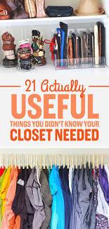 Best Closet Organization Tips Images On Pinterest - Organize bedroom closet