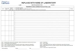 Temperature Maintenance Chart Smartlabtools Slp_127