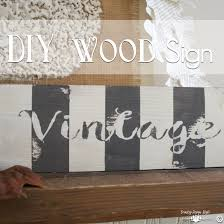 diy wood signs square country design style countrydesignstyle com
