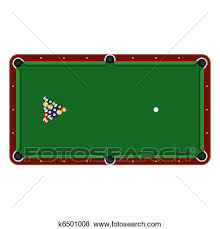 pool table clip art.  Pool Clip Art  Pool Table With Balls Fotosearch Search Clipart Illustration  Posters Inside Table A