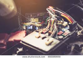 selective focusreplacing fuses fuse box car stock photo 660089959 car fuse wont come out at How To Change Fuses In Car Secondary Fuse Box