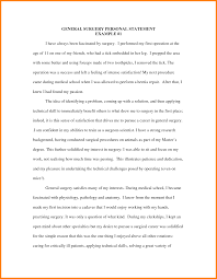 examples of personal statements statement information 6 examples of personal statements