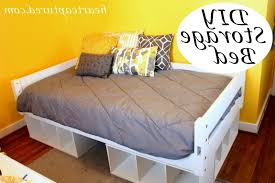 twin platform beds with storage. Build Twin Platform Bed With Storage Woodworking Workshop Diy Frame Beds I
