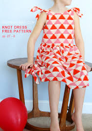Simple Toddler Dress Pattern Custom Ideas