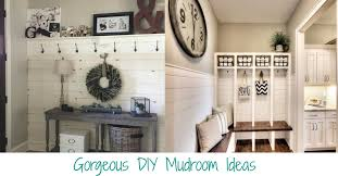 beautiful diy mudroom ideas layouts and designs to help declutter your home and keep all