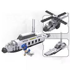 Đồ Chơi Lego Xếp Hình Tàu Chiến 8 In 1