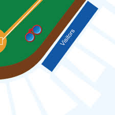 Isotopes Park Interactive Baseball Seating Chart Section 101