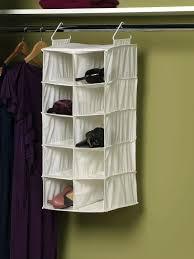 hanging closet organizer. Hanging Closet Organizer