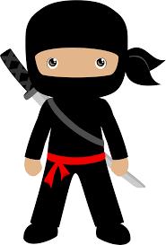 cute ninja clipart. Simple Ninja Png Black And White Stock Cute Ninja Clipart Minus Hinh De Thuong In Ninja Clipart 0